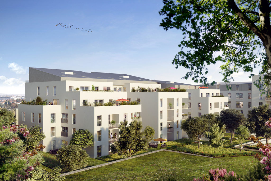Programme immobilier neuf via tolosa toulouse appartement for Programme vente appartement neuf