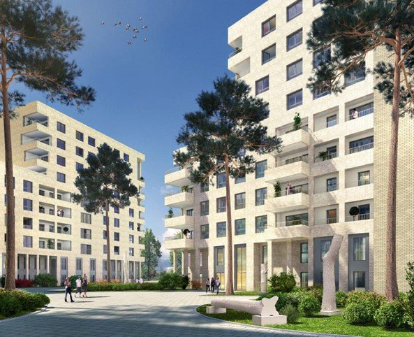 Programme immobilier neuf green station bordeaux appartement for Immobilier neuf bordeaux