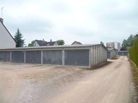 Location Parking/Box Bourges
