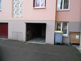 Location Parking/Box Belfort