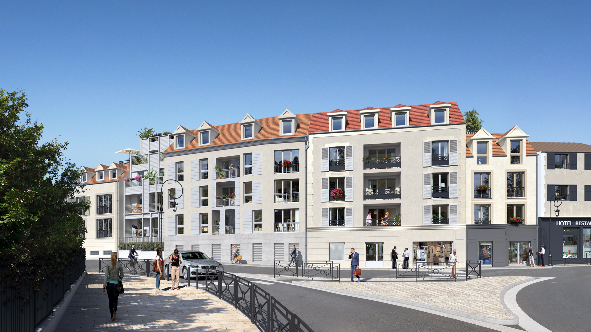 Programme immobilier neuf OSNY Osny | Photo 1/1