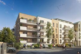 Programme immobilier neuf de 2 à 4 pièces Meaux