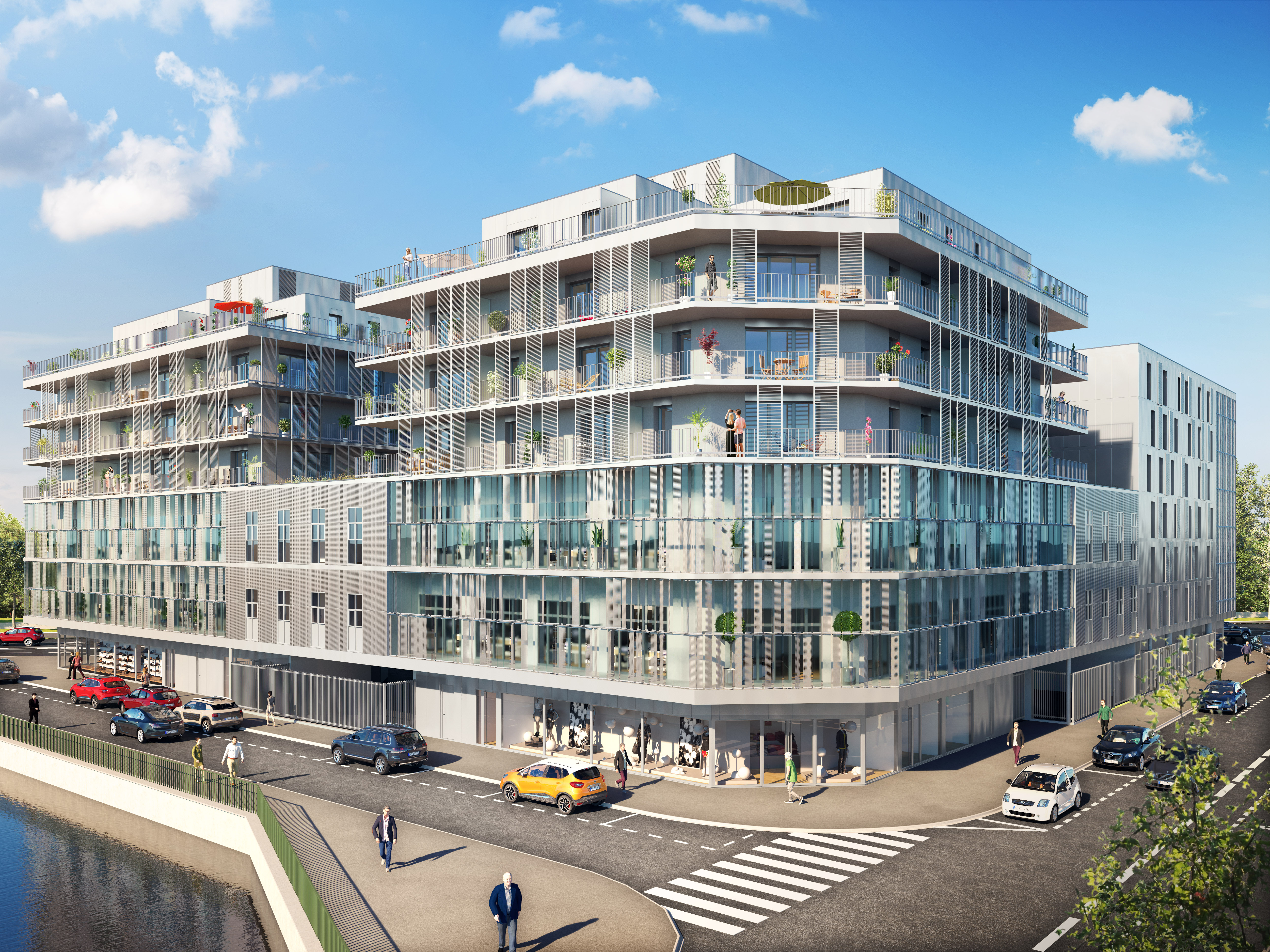 Programme immobilier neuf AMIENS Amiens | Photo 1/4