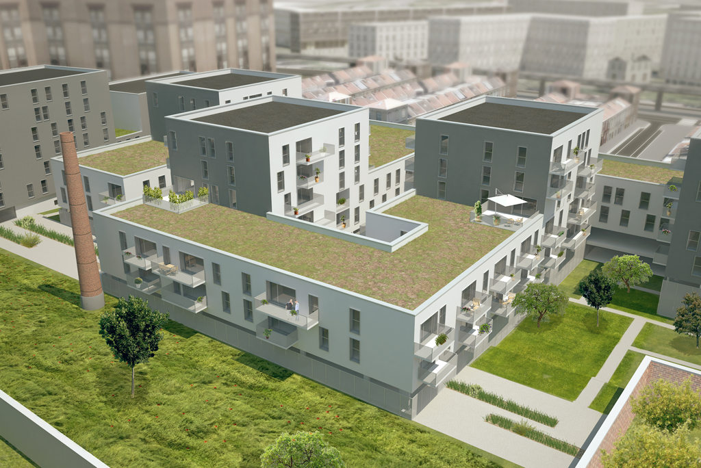 Programme immobilier neuf appartement lille for Programme appartement