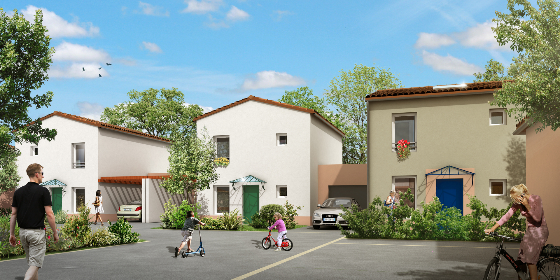 Programme immobilier neuf BUXEROLLES Buxerolles | Photo 1/1