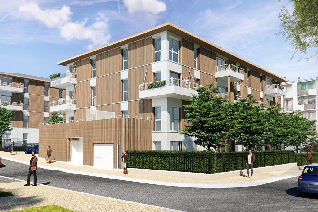 Programme immobilier neuf appartement corbeil essonnes for Programme logement