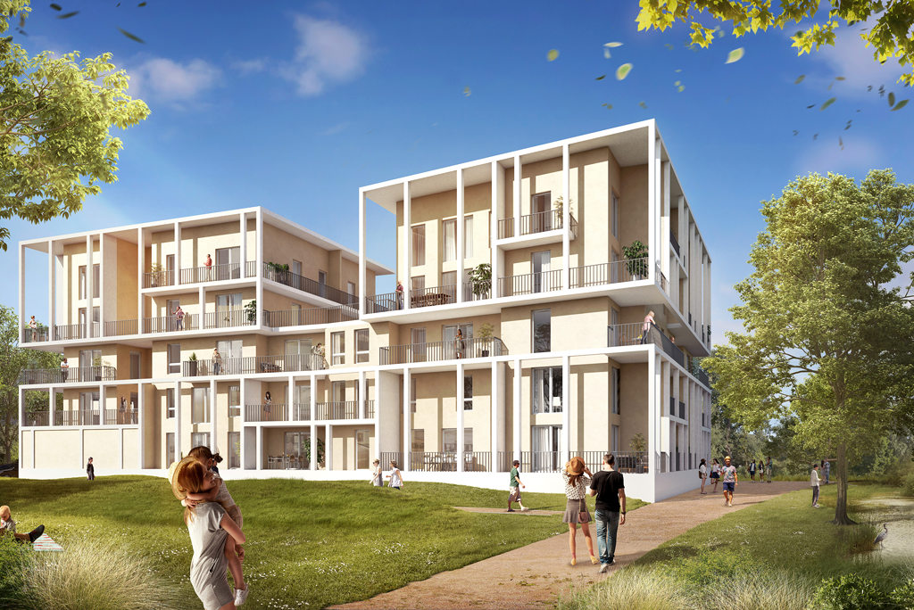 Programme immobilier neuf appartement ris orangis for Programme vente appartement neuf