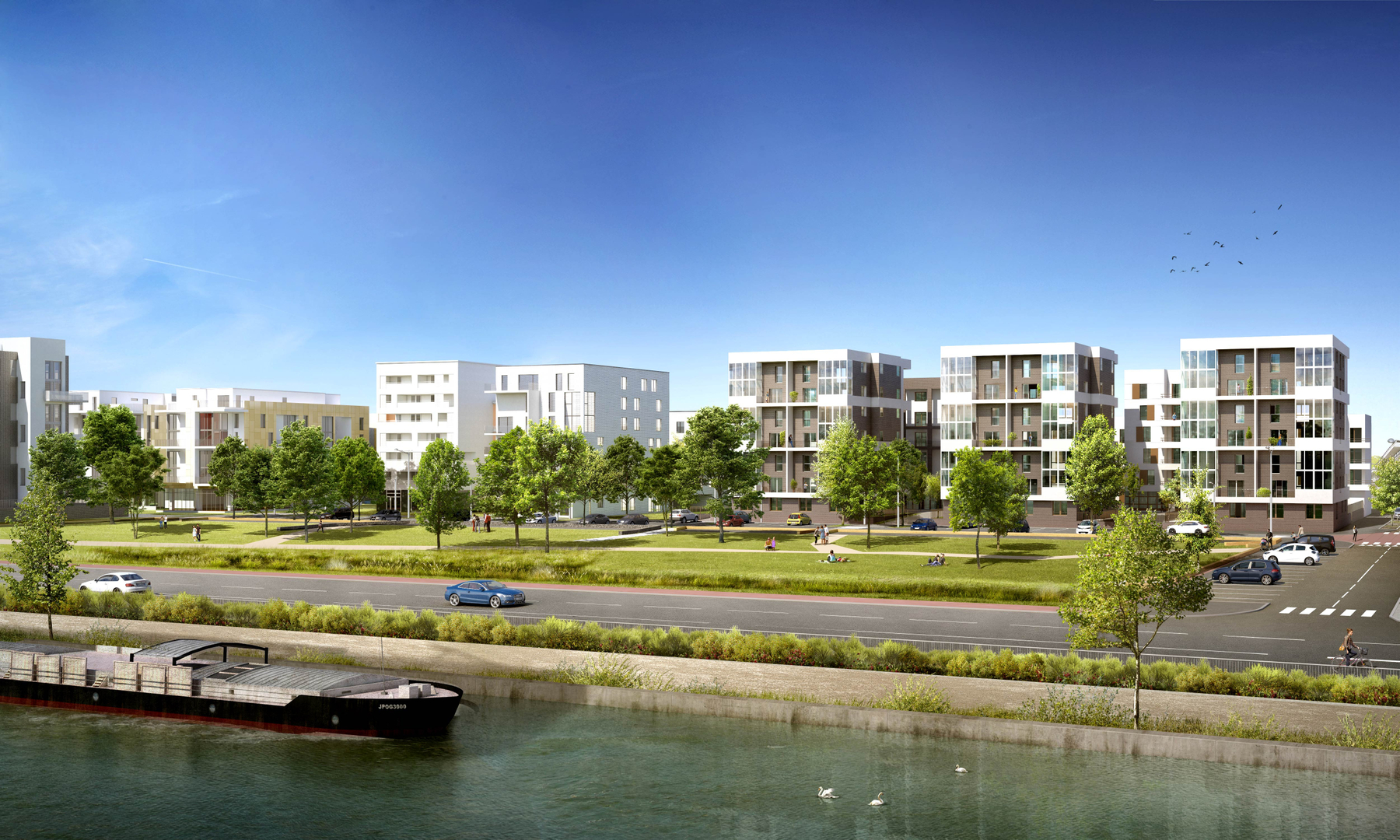 Programme immobilier neuf ATHIS MONS Athis mons | Photo 1/2