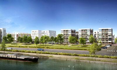 Programme immobilier neuf de 1 à 5 pièces Athis Mons