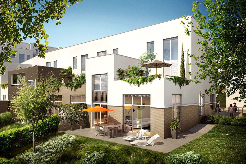Programme immobilier neuf appartement poissy for Programme vente appartement neuf