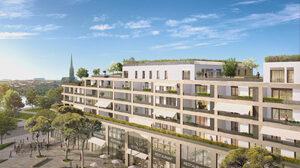 Programme immobilier neuf de 2 à 5 pièces Bordeaux
