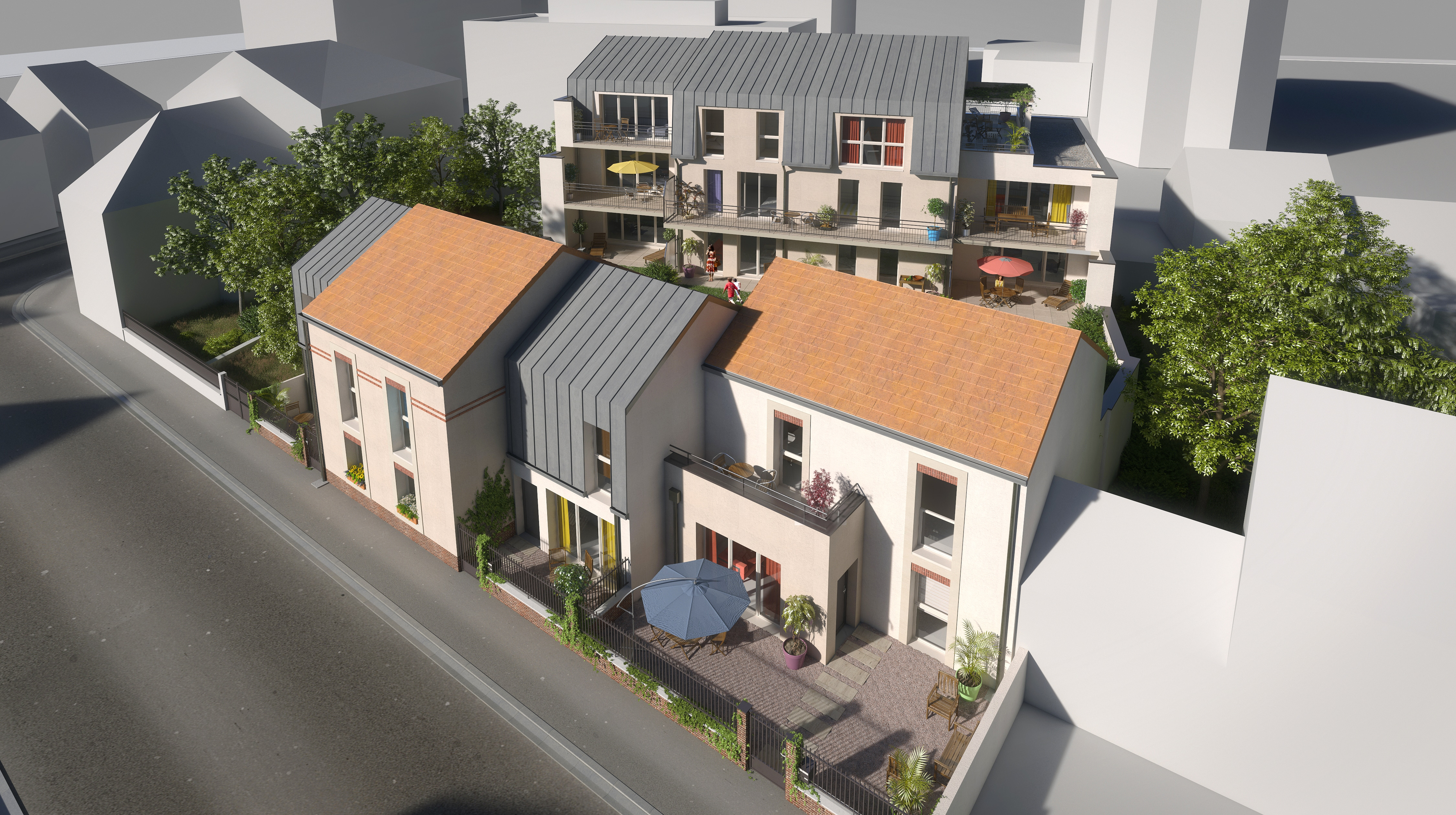 Programme immobilier neuf ORLEANS Orleans | Photo 1/3