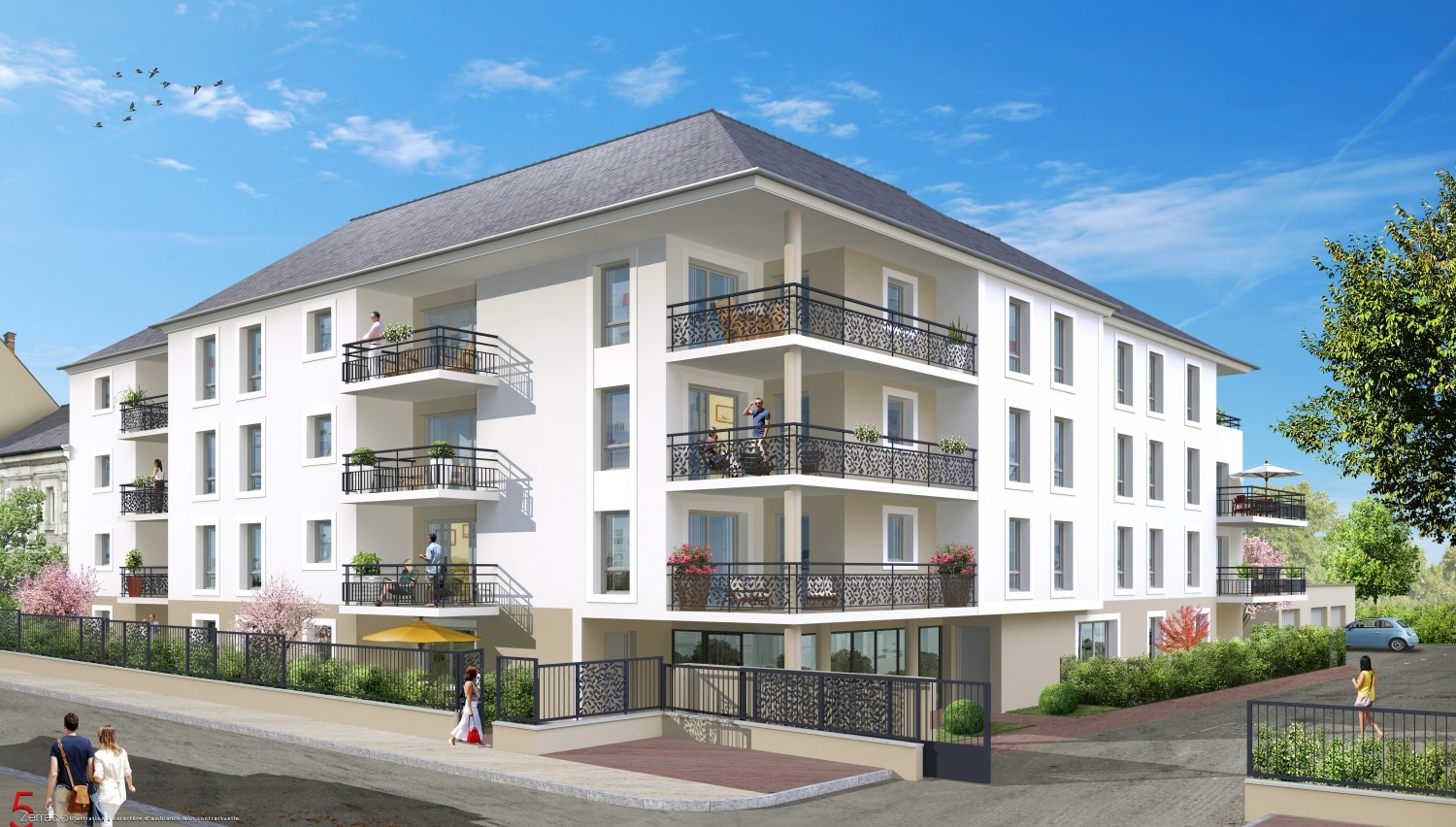 Programme immobilier neuf BOURGES Bourges | Photo 1/1