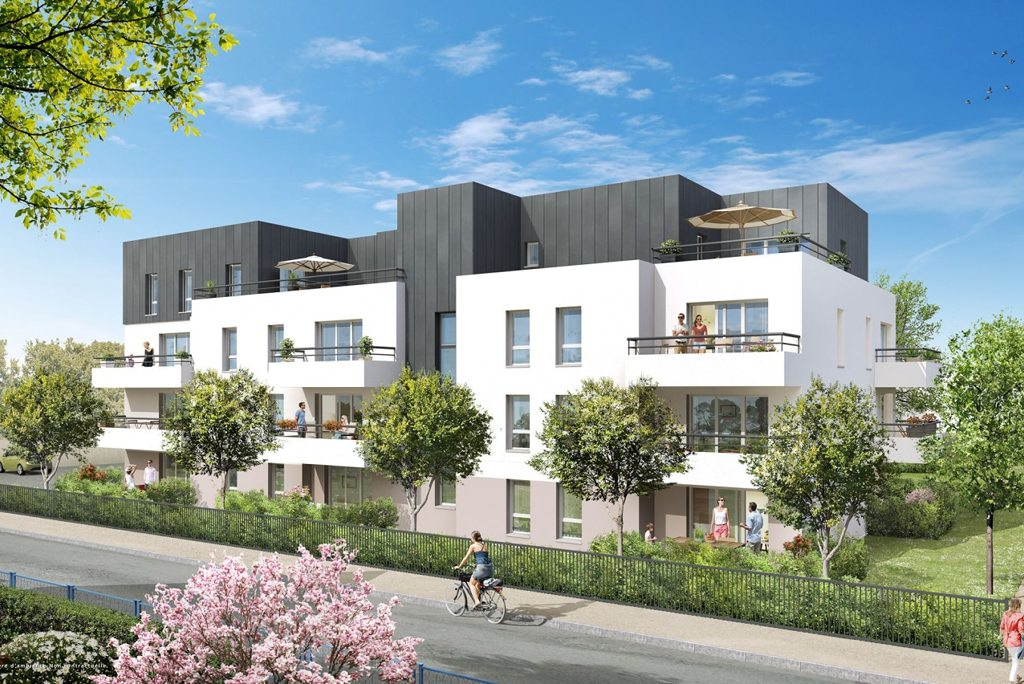 Programme immobilier neuf appartement dreux quali for Programme appartement