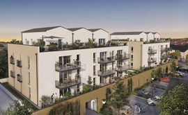 Programme immobilier neuf Chartres
