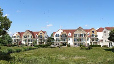 Programme immobilier neuf de 1 à 3 pièces Etaples