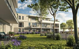 Programme immobilier neuf Les Angles