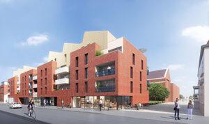 Programme immobilier neuf de 2 à 5 pièces Tourcoing