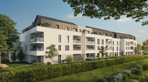 Programme immobilier neuf St Malo