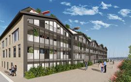 Programme immobilier neuf de 1 à 4 pièces Marseillan