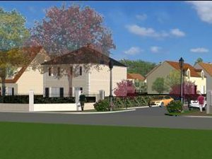 Programme immobilier neuf Le Mesnil En Thelle