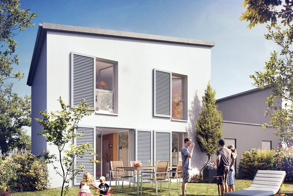 programme immobilier neuf appartement mulhouse le cottage nexity. Black Bedroom Furniture Sets. Home Design Ideas
