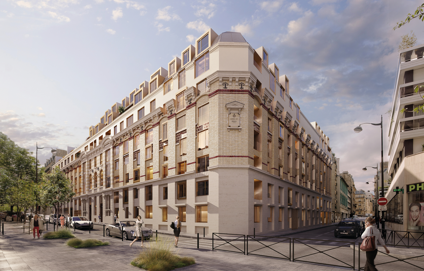 Programme immobilier neuf PARIS Paris | Photo 1/1