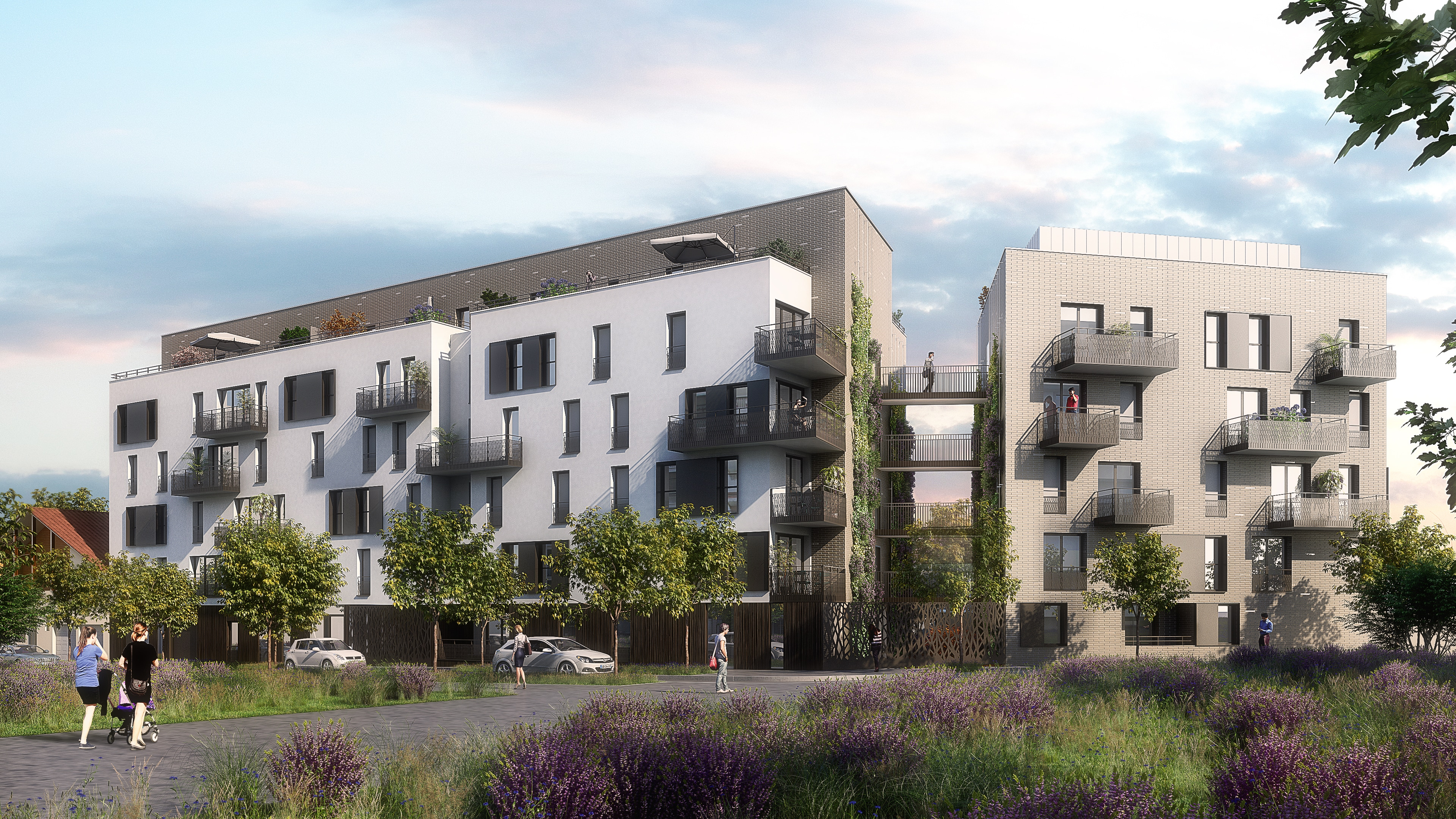Programme immobilier neuf BAGNEUX Bagneux | Photo 1/4
